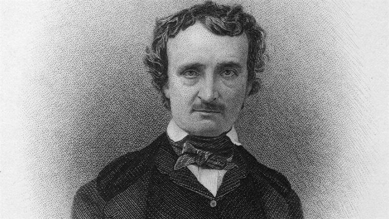 Image result for edgar allen poe