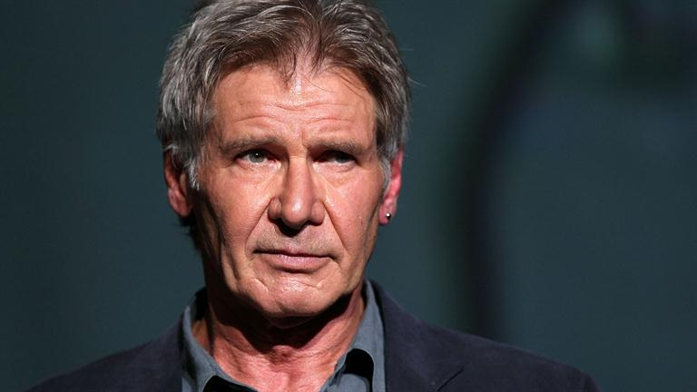 Harrison Ford OCD