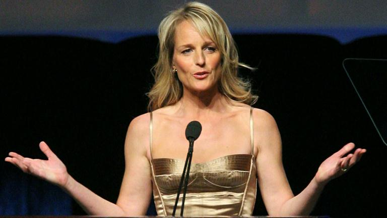 Helen Hunt space movie