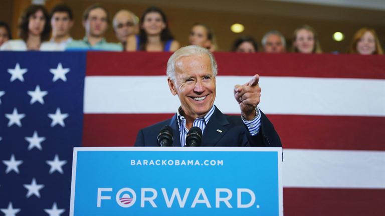 Joe Biden - Vice President