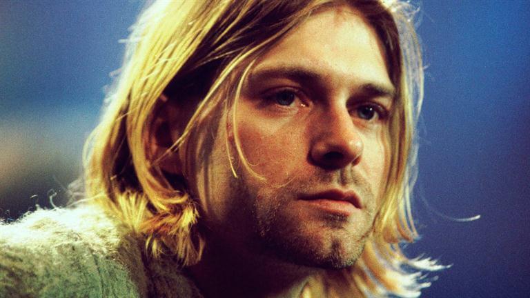Celebridades que morreram cedo - Kurt Cobain