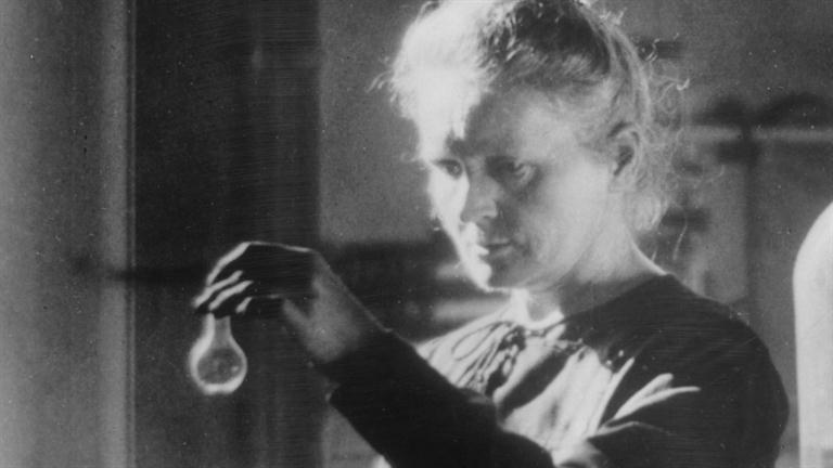 a biography of marie curie the famous scientist There is probably no woman scientist more famous than marie curie (1867-1934 ) she made one of the most important theoretical breakthroughs of the.