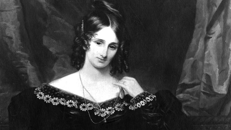 Mary Shelley horror