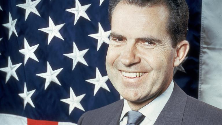 a life and career of richard nixon in americas hitory Nixon is perhaps best known for his leading role in the scandal at the watergate  hotel, immortalized in american pop culture through the.