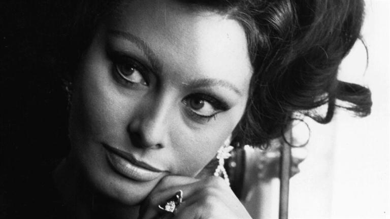Sophia Loren - Italian...